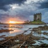 Stalker Castle Sunset, Scotland