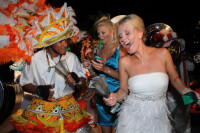 Junkanoo Bahamas Wedding Traditions, Bahamas