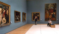 Royal Museums of Fine Arts Paintings, Belgium