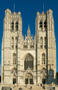 St. Michael and St. Gudula Cathedral, Belgium