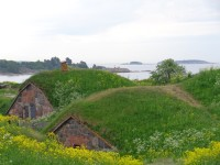 Suomenlinna Fortress Houses, Finland