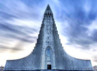 Hallgrimur Church, Iceland