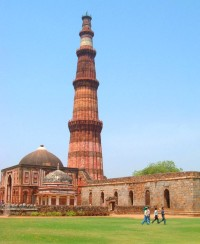 Qutab Minar, India