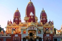 The Laxminarayan Temple, India