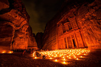 Petra Wedding, Jordan