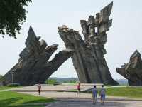 Ninth Fort Memorial, Lithuania