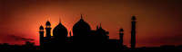 Badshahi Mosque Sunset, Pakistan