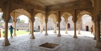 Lahore Fort Interior, Pakistan