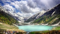 Saiful Muluk Lake, Pakistan