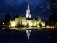 The Hague Temple, Netherlands