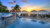 Cap Maison Sunset, Saint Lucia