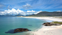 Hebrides Beach, Scotland