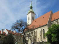 St Martin's Cathedral, Slovakia